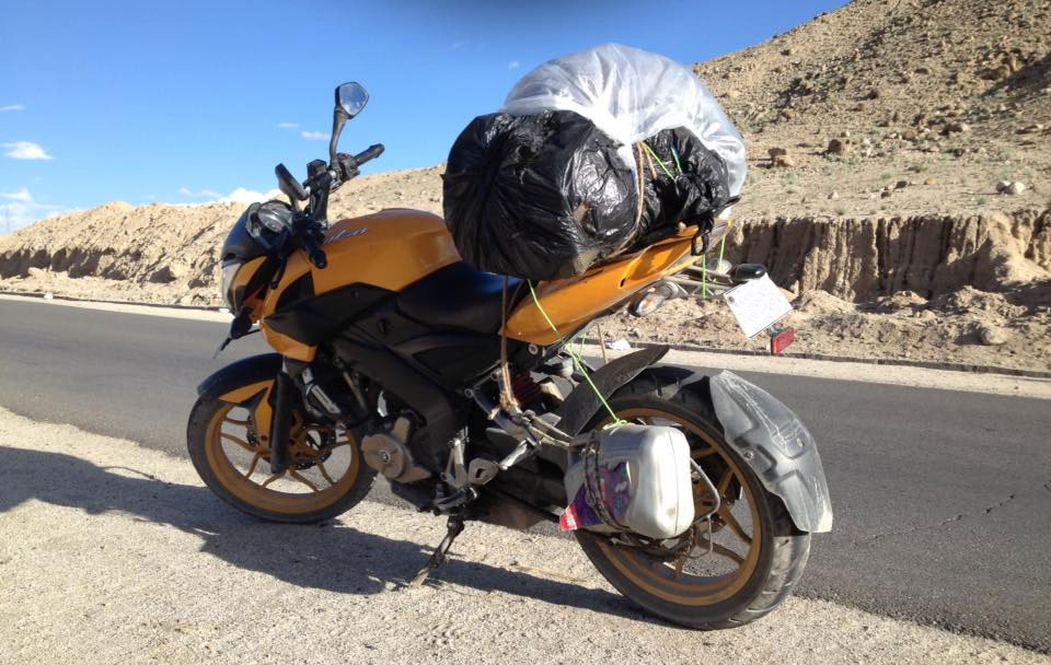 Bike Rental in Leh