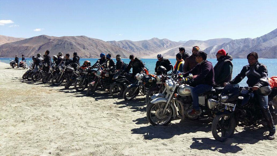 Bike Trips from Delhi