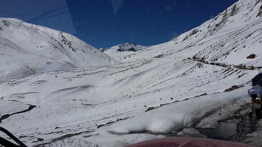 Climate of Ladakh