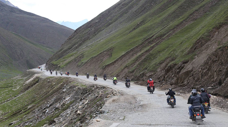 Delhi to Ladakh Bike Trip