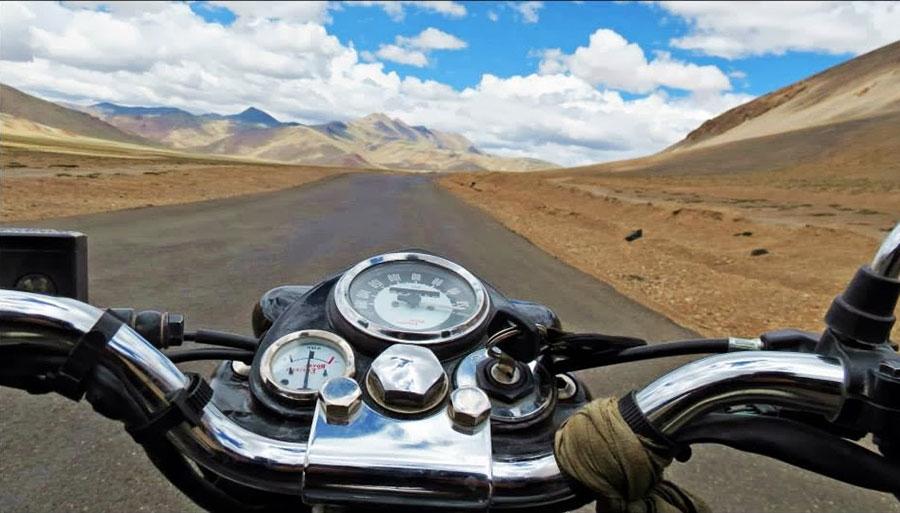 Ladakh Bike Tour Packages
