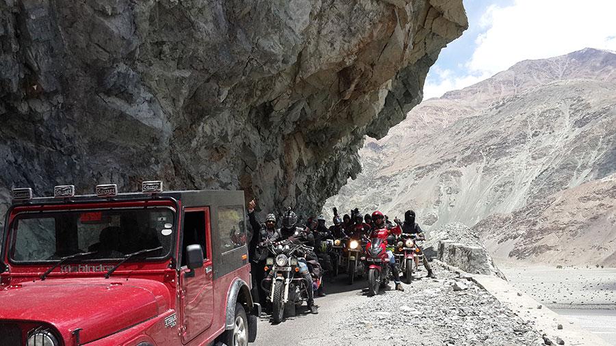 Ladakh Bike Trip Cost