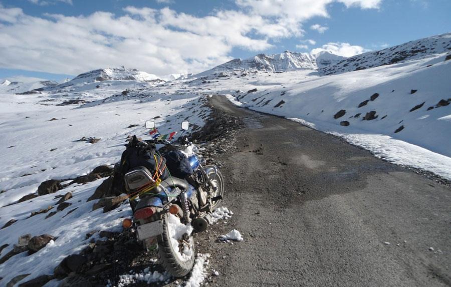 Ladakh Bike Trip Packages