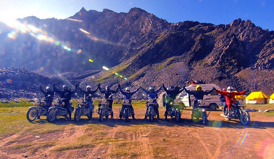 Ladakh Bike