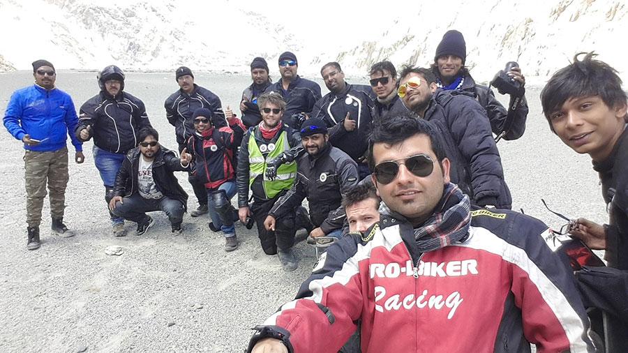 Ladakh Motorcycle Tour