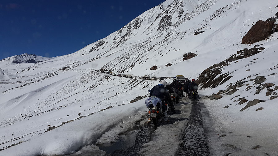 Leh Ladakh Bike Ride