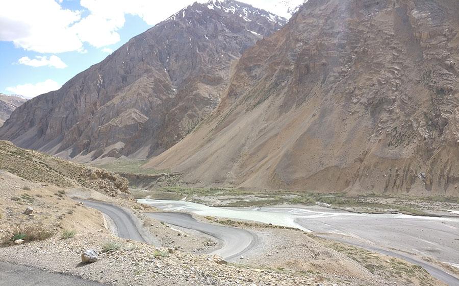 Leh Ladakh Bike Trip Blog