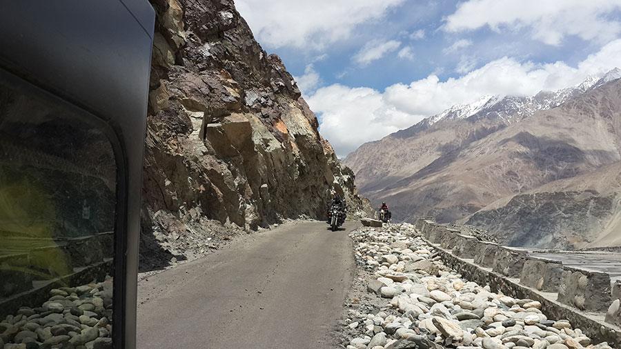 Leh Ladakh Bike Trip Cost