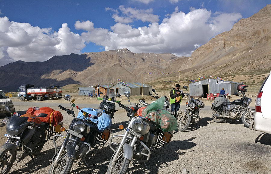 Leh Ladakh Bake Trip Preparation