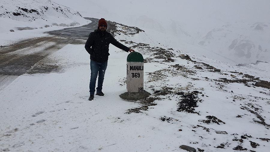 Manali to Ladakh