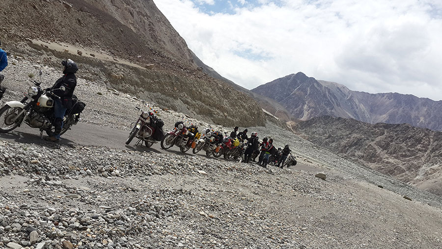 Motorcycle Trip to Ladakh