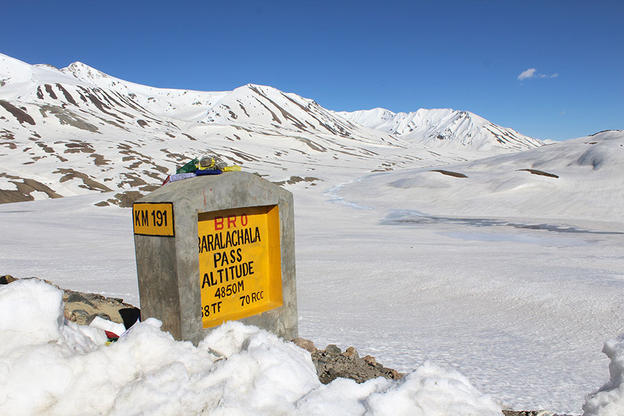 Barlachala Pass