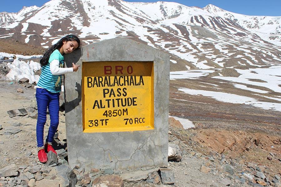 Baralachala Pass