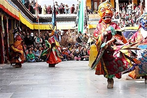 Chemday Wangchok Festival Leh Ladakh