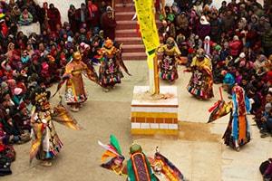 Dosmoche Festival Leh Ladakh