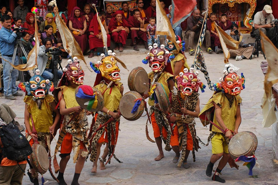 Festivals in Ladakh