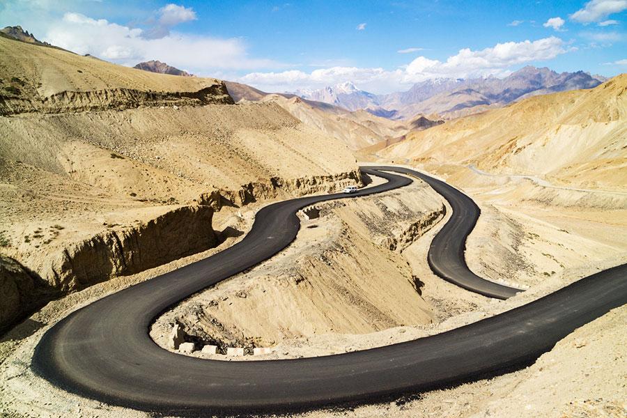 Kargil Srinagar Highway