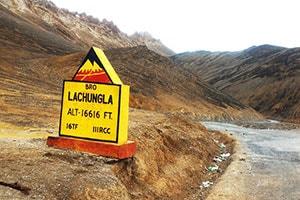 Lachung La Pass
