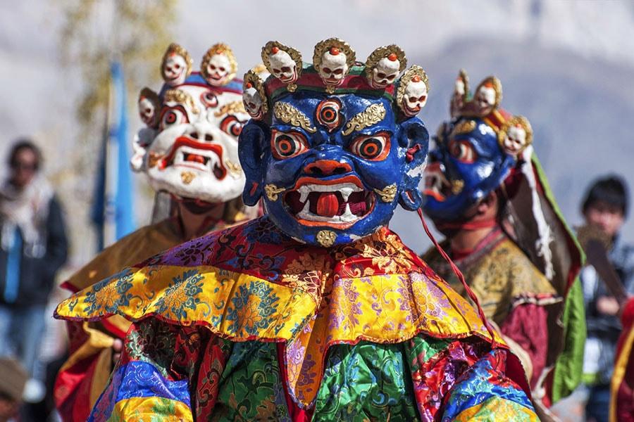 Ladakh Festivals 2018