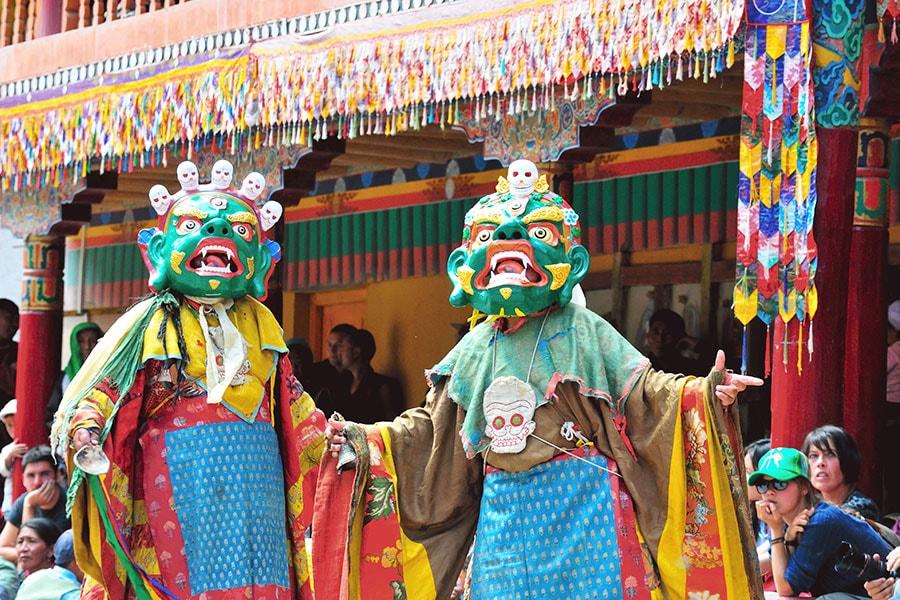 Leh Ladakh Festivals