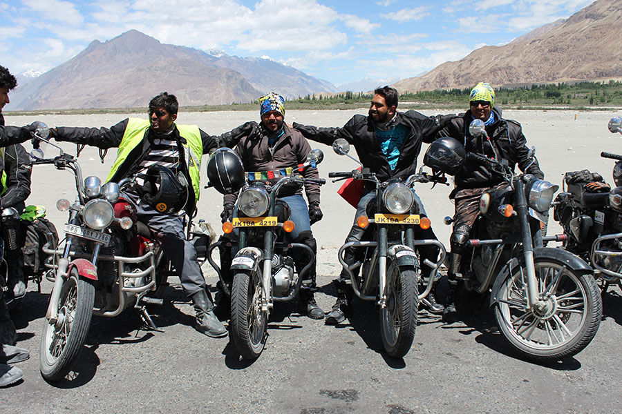 Leh Ladakh Road Trip Packages from Delhi