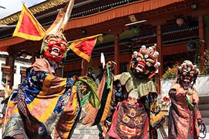 Losar Festival Leh Ladakh