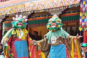 Matho Nagrang Festival Leh Ladakh