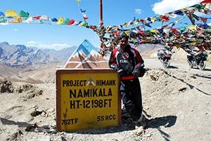 Namika La Pass