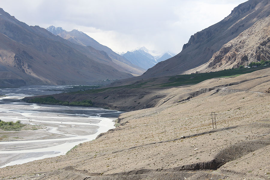 Spiti Valley to Leh