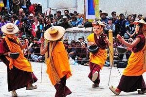 Stongday Gustor Festival Leh Ladakh