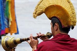 Thiksey Gustor Festival Leh Ladakh