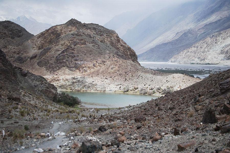 Yarab Tso Lake - Leh Ladakh