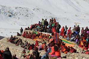 Yargon Tungshak Festival Leh Ladakh