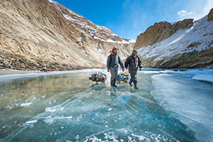 Zanskar Valley Chadar Trek