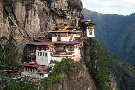 Bhutan Road Trip Tour Packages