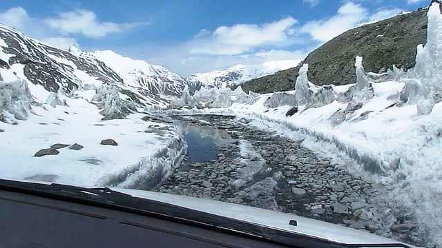 Leh Ladakh in September