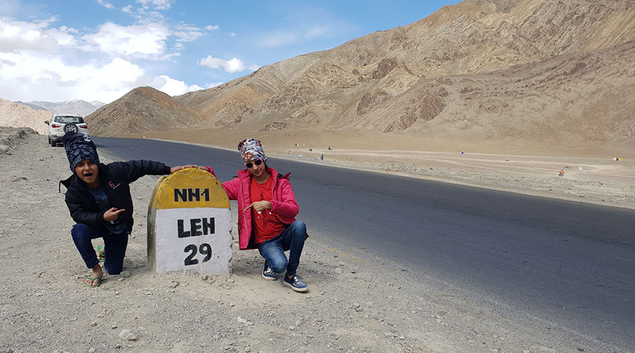 13 Days Itinerary for Leh Ladakh