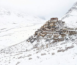 Spiti Valley in 3 Days