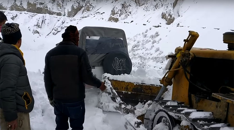 Trip to Spiti Valley in Winters